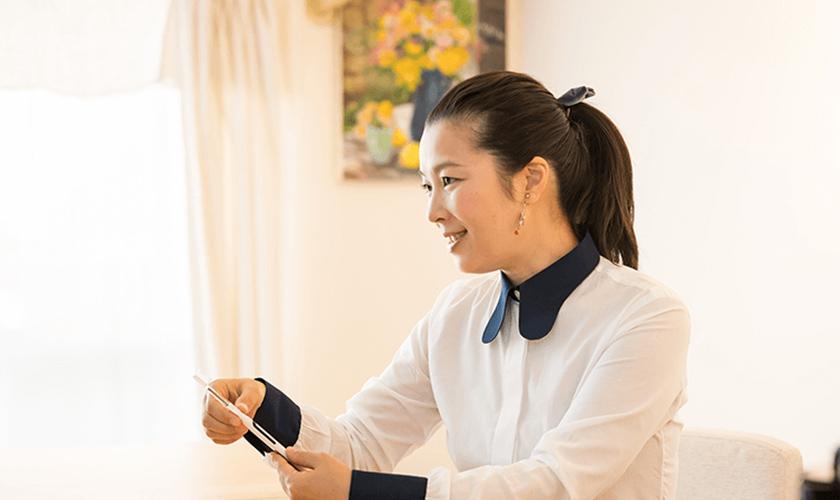 岡村 貴子さん