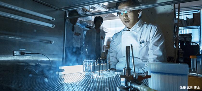 検証 ソーラーパネルの大型化は、細菌や微生物の抑制に影響を与えるか?