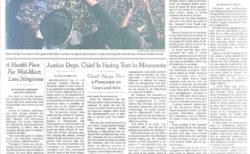 NYタイムズに掲載されました。-The New York Times-